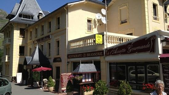 Hotel Le Marbore : Hôtel le Marboré