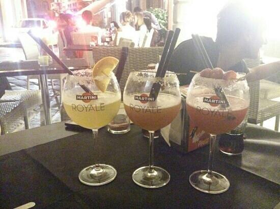 Khotee: Mimosa, Bellini e Rossini!!!
