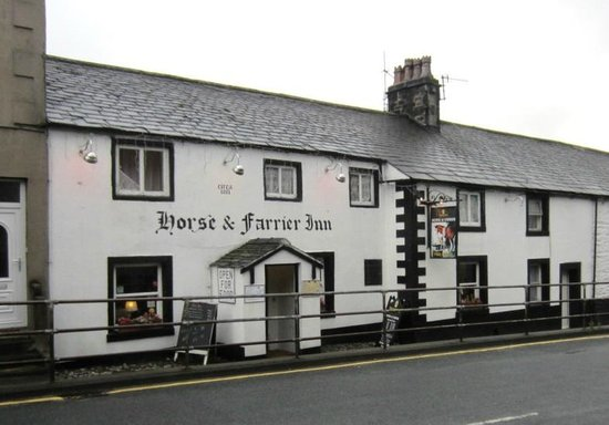 Horse and Farrier Inn: The Horse and Farrier