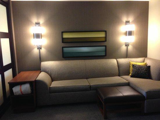 Hyatt Place Corpus Christi: Great, clean room...