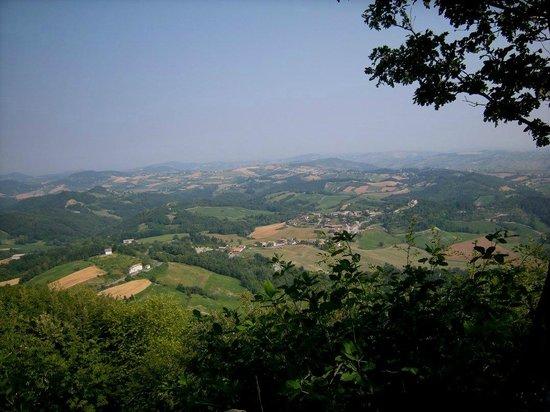 Valverde, Olaszország: panorama