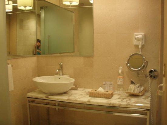Hotel Camino Real Santa Fe México: Banheiro