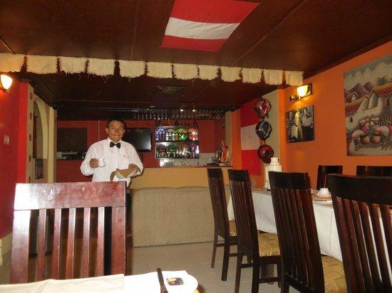 La Posada del Conde: Restaurant