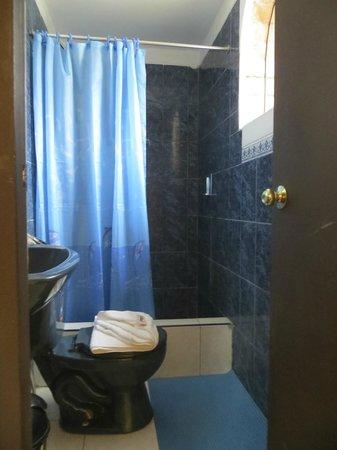 La Posada del Conde: Bathroom