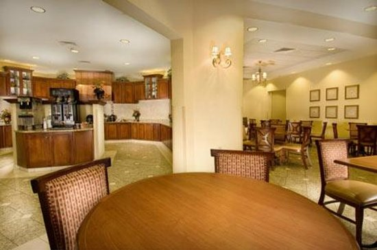 Drury Inn & Suites St. Joseph: Breakfast Area