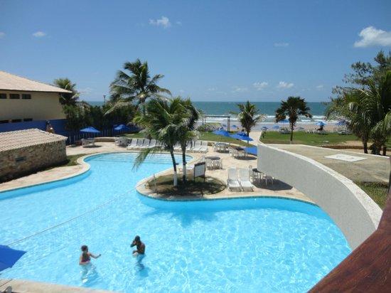 Prodigy Beach Resort Marupiara: Piscina de dia. Maravilhosa