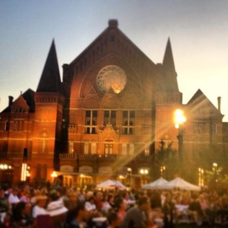 Cincinnati Music Hall: One of the most beautiful landmarks in the region!