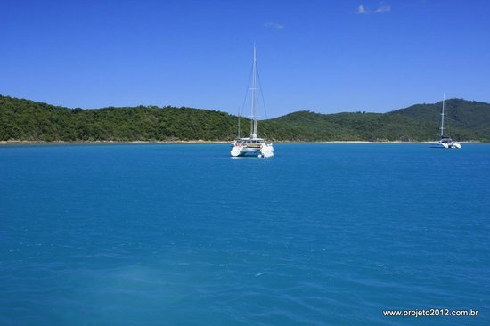 Whitehaven Beach : Getting there