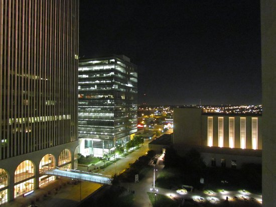 Hyatt Regency Tulsa : View From My Room