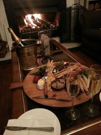 Edgelinks Country House : delicious