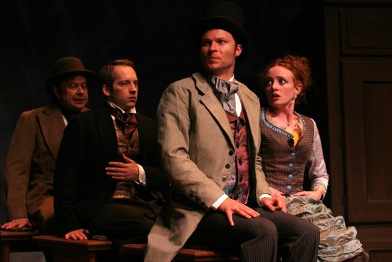 Creede Repertory Theatre: Around the World in 80 Days (2013)