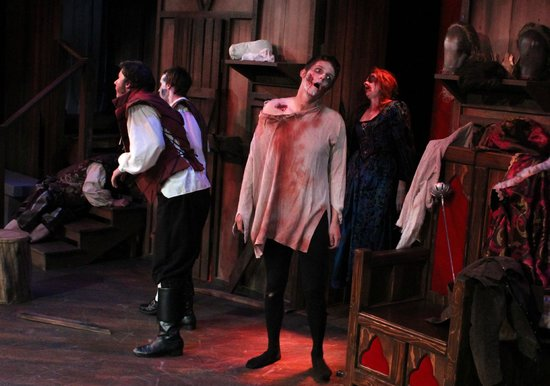 Creede Repertory Theatre: William Shakespeare's Land of the Dead (2013)