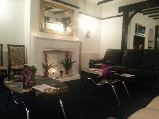 Indiana Restaurant: lounge