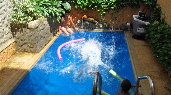 Hotel Casa D'mer Taganga : Zona Húmeda