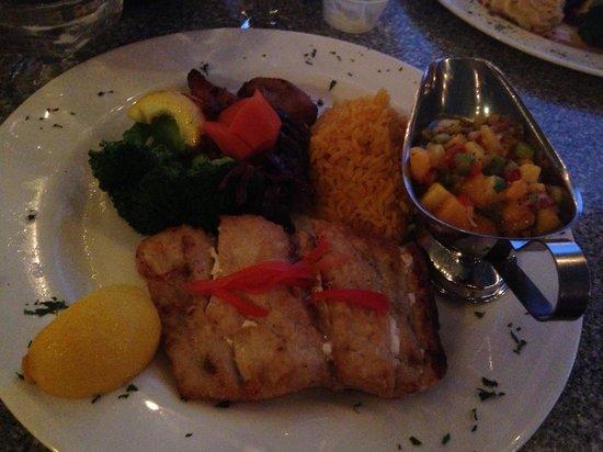 Mafolie Restaurant : DELICIOUS!