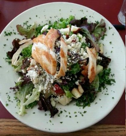 Hobee's: My Embarcadero Dinner Salad