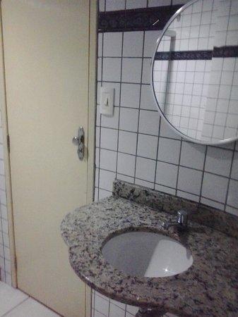 Hotel Don Juan: Banheiro