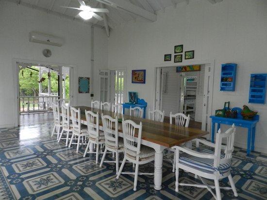 Hotel & Resort Agua Azul: comedor