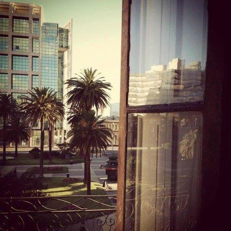 Che Lagarto Hostel Montevideo: Vista do Quarto de casal individual