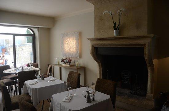 Café Veranda : Lovely restaurant!