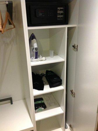 Ovolo Laneways: Basic cupboard