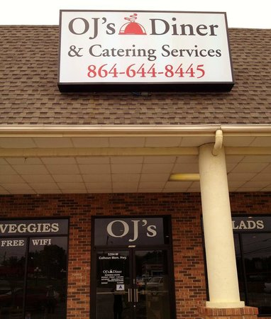 OJ's Diner