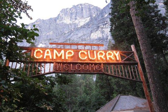 Half Dome Village: Curry Village