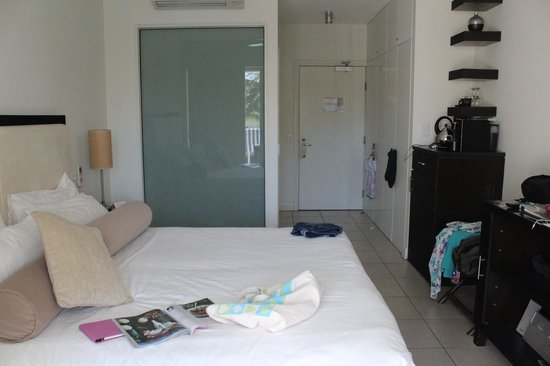 Peppers Beach Club & Spa: Spa suite room