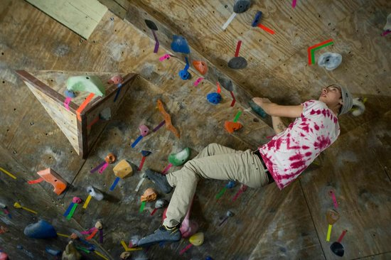 Red Barn Climbing Gym