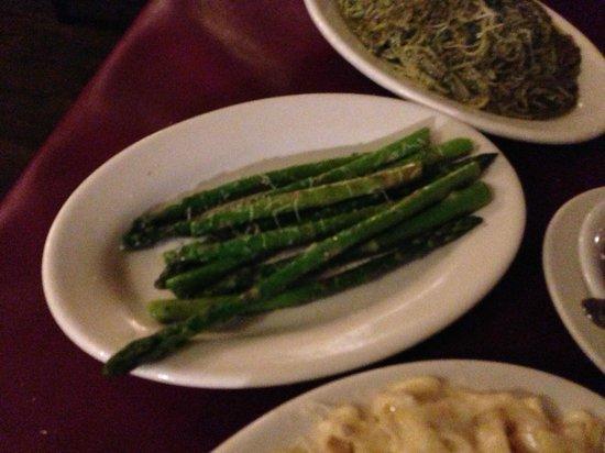 Supano's Steakhouse: Veggie TIme