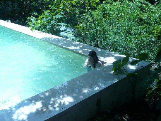 Piedra de Agua Palenque: que deliciosa el agua