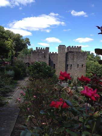 Loveland Castle: Brier Rose or Sleeping Beauty belongs here