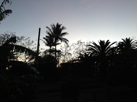 Kahina Lodge : Amanecer Rapa Nui