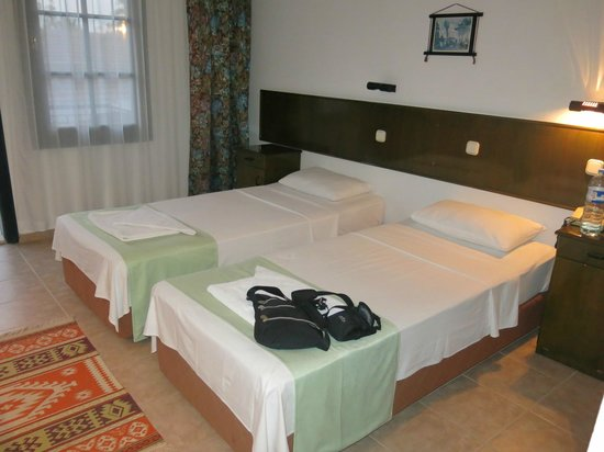 Mr Happy's - Liman Hotel : Hotel Room