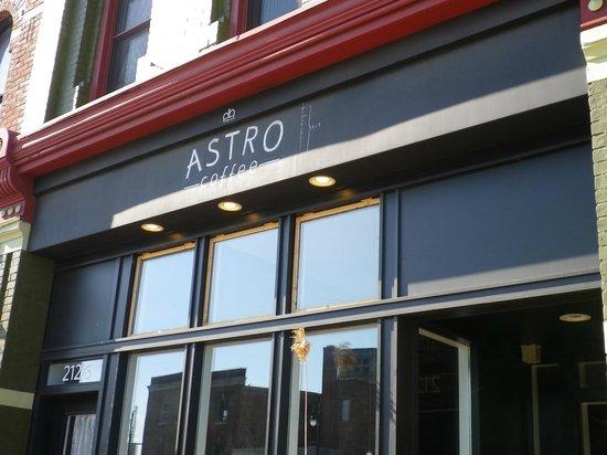 Astro Coffee Shop: ASTRO COFFEE!