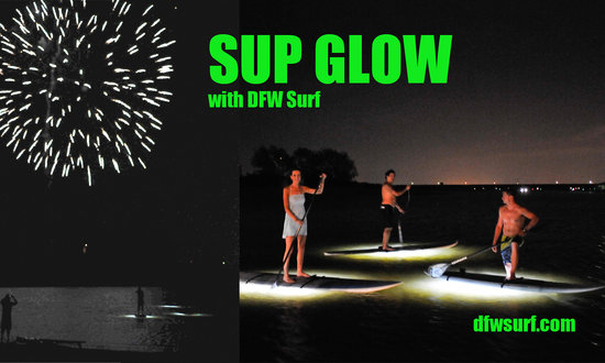 DFW Surf : Fireworks Show every Friday night on Lake Grapevine.
