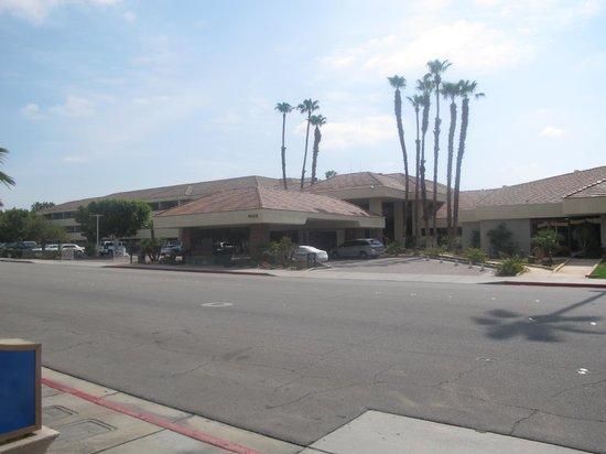 Hilton Palm Springs : exterior