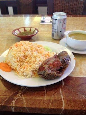 Wadi Hadramawt: My order