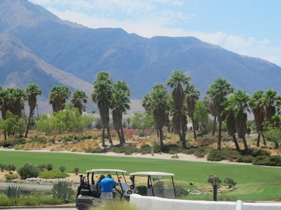 Escena Golf Club: view from the view