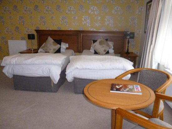 The Coach House Inn: our room