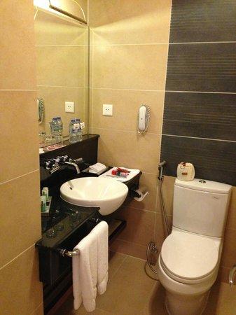 Catina Hotel : Bathroom