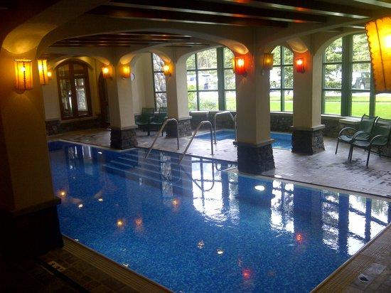 Post Hotel & Spa: Pool/Hot Tub