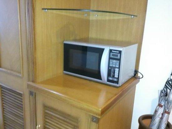 Hotel Sahid Jaya Lippo Cikarang: Microwave