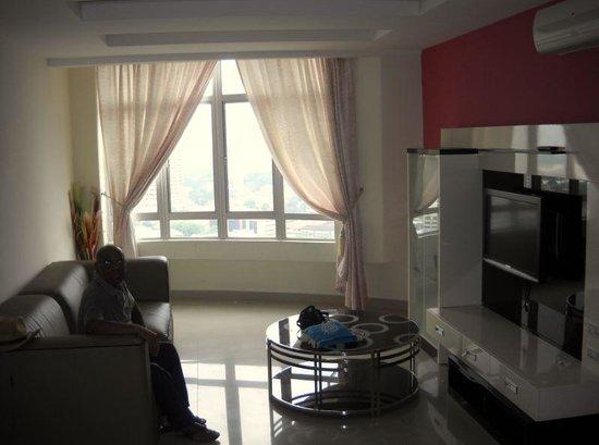 Duta Hotel & Residence: Main Hall
