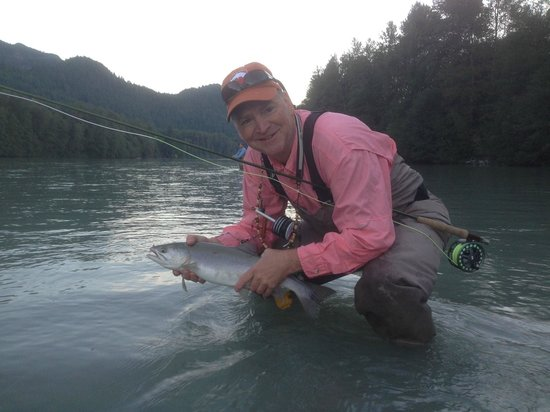 Valley Fishing Guides Day Trips: August 2013 on the Squamish