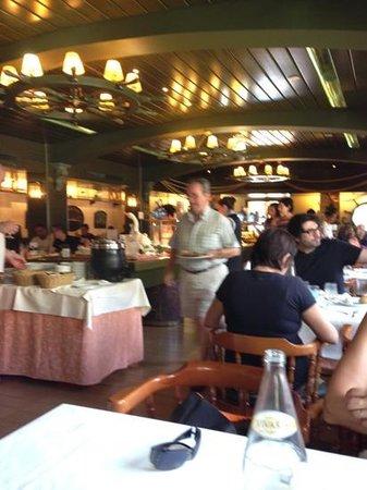 Prestige Coral Platja : le restaurant