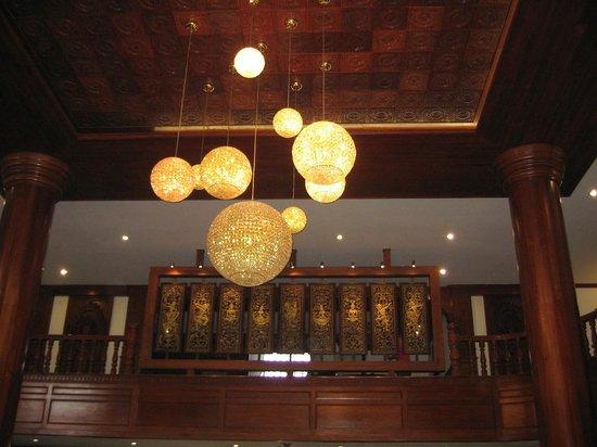 Borei Angkor Resort & Spa: Lobby