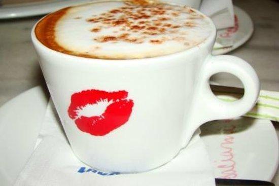 Melia Cafe : Capuccino