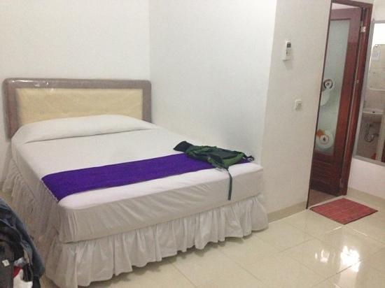 South Sumatra Hotel: standard room