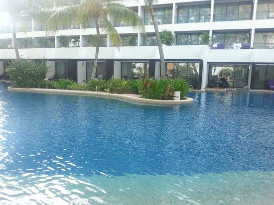 Another Pool View Picture Of Hard Rock Hotel Penang Batu Ferringhi Tripadvisor